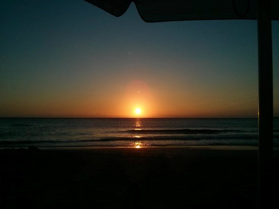 Hotel Golden Sun: Sunset