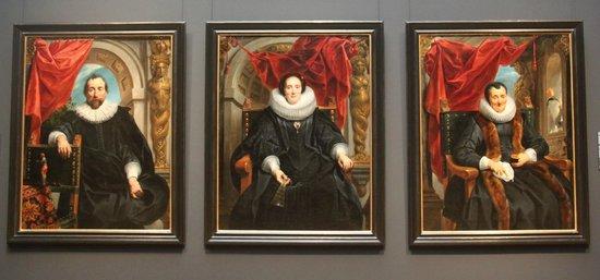 Rijksmuseum: Séries de portraits - Jacob Jordaens (1635)
