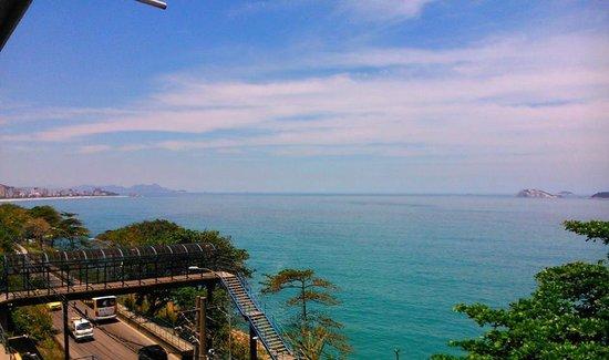 Vidigalbergue Rio Hostel: Vista do quarto