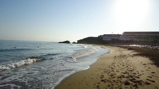 Acapulco Resort & Convention & SPA : Пляж..