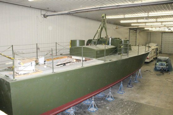 Liberty Aviation Museum: The PT-728 Thomcat will be available for rides when restoration is complete!