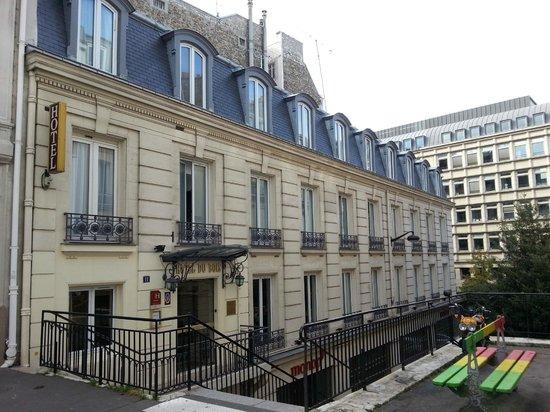 Recepcion Picture of Hotel du Bois, Paris TripAdvisor # Hotel Des Bois Seltz