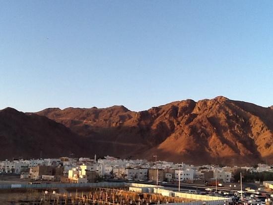 Mount Uhud : North side of Ohud Mount
