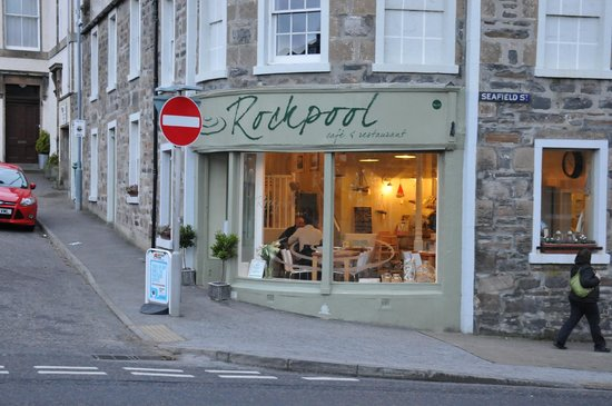 Rockpool Cafe: Rockpool Restaurant