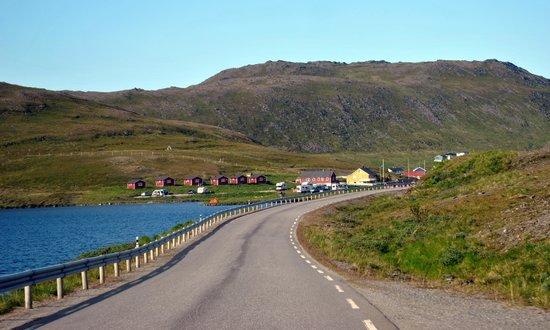 Kirkeporten Camping: Киркепортен кемпинг