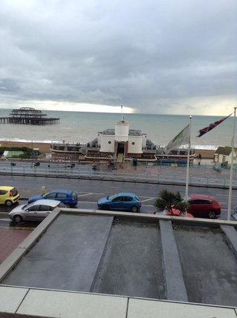 Holiday Inn Brighton - Seafront: view from room
