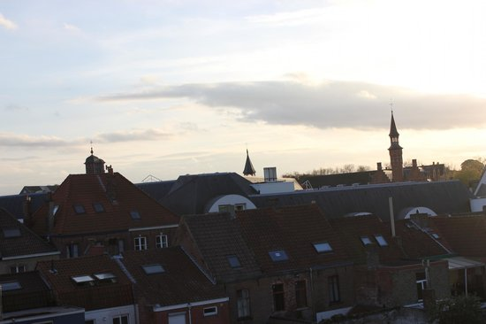 The Townhouse: View from the Attic Suite