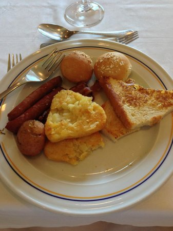 Iberostar Grand Hotel Rose Hall : Breakfast