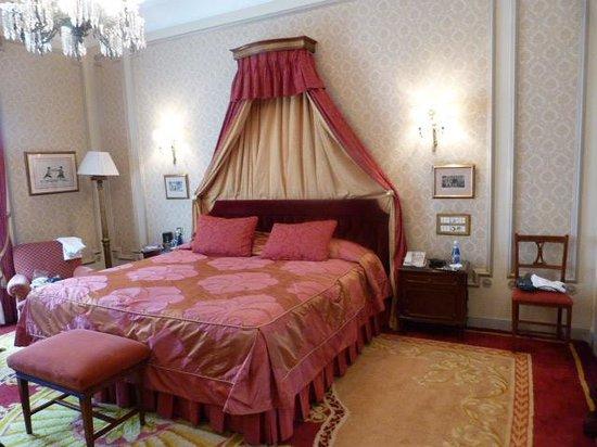 Hotel Ritz, Madrid: Chambre