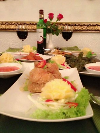 Royal Green Curry Restaurant: Foods 03