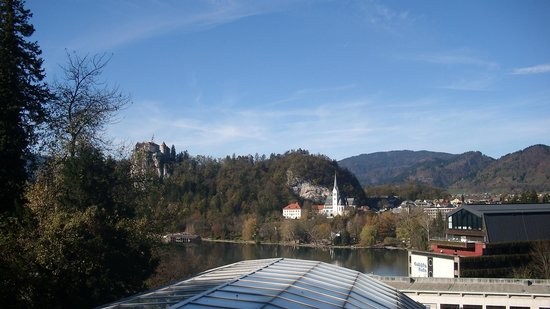 Kompas Hotel Bled: my view
