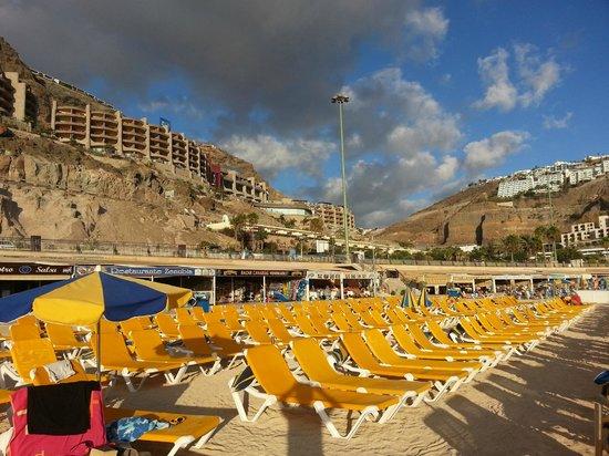 Hotel Terraza Amadores: Amadores Beach