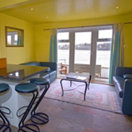 Kitchen - Lounge Lochside Apartment