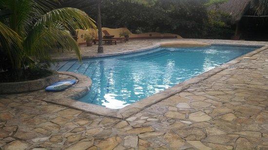 Mango Rosa Nicaragua: Pool