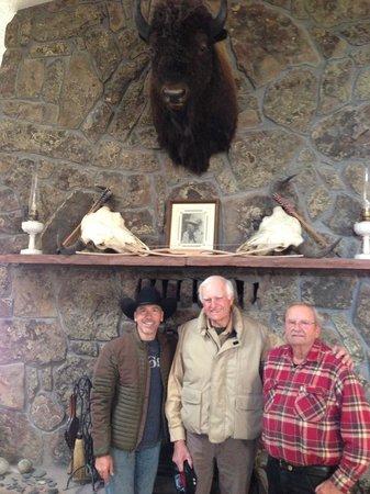 Southfork Bed and Breakfast: Western Atmosphere; Steve, Skip & Don