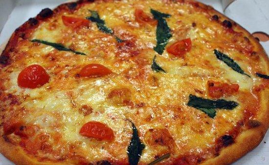 11 Inch Pizza