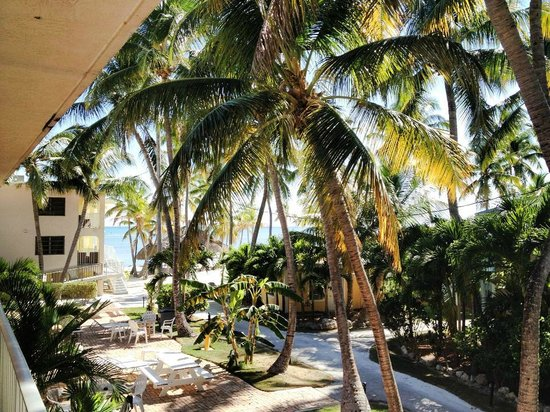 La Siesta Resort & Marina: View From Our Balcony - 225
