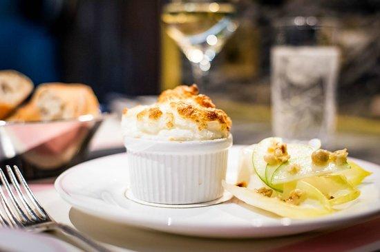 Three Cheese Souffle - Foto di Bob Bob Ricard, Londra - TripAdvisor