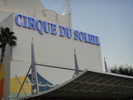 La Nouba - Cirque du Soleil: Cirque du Soleil - Disney Downtown