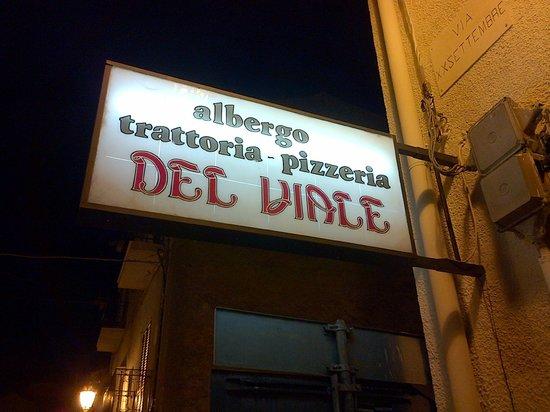 Albergo Ristorante Pizzeria Del Viale