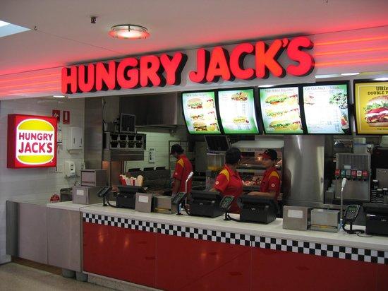 Hungry Jack S Brisbane 129 Queen St Restaurant