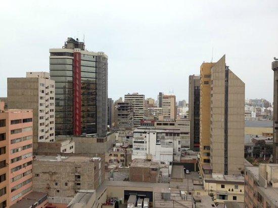El Condado Miraflores Hotel & Suites: The view
