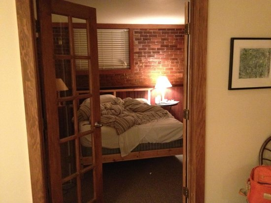Portland International Guesthouse: Bedroom