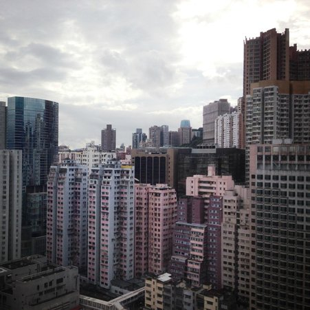Harbour Grand Hong Kong: Our view
