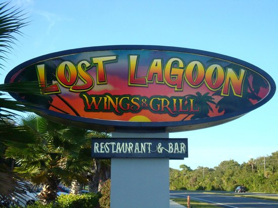 Lost Lagoon Wings & Grill : Lost Lagoon Bar & Grill