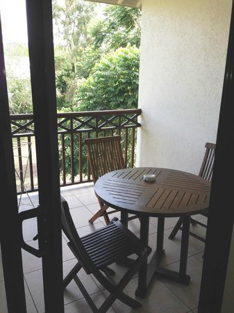 Freestyle Resort Port Douglas: Patio