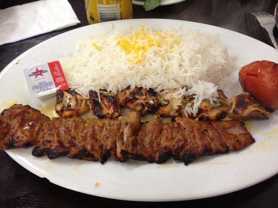 Best persian food in sydney darband restaurant auburn for Ahmads persian cuisine