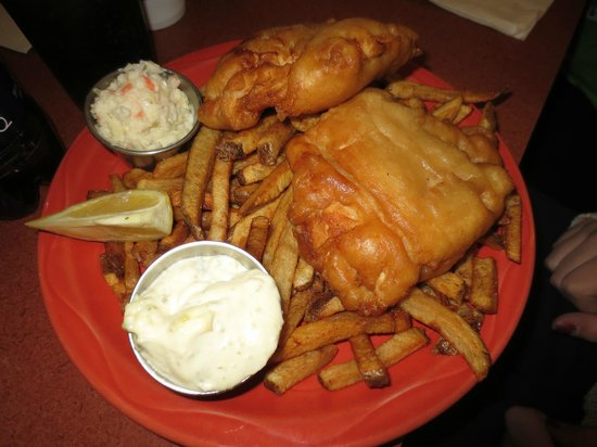 Kempsters: Fish & Chips