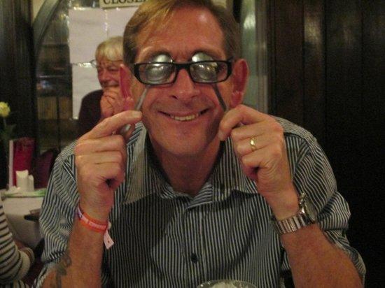 La Stalla Restaurant: The legend Dave at La Stalla