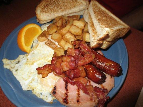 Kempsters: breakfast