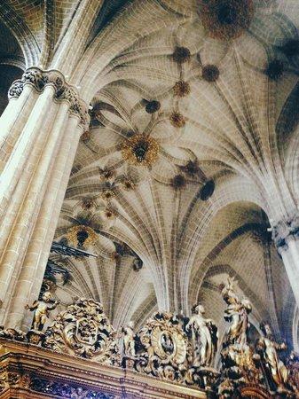 La Seo del Salvador : -