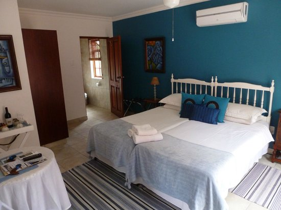 Gumtree Guest House: Une des deux chambre mitoyenne