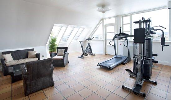 Best Western Plus Hotel Bakeriet : Compact Gym