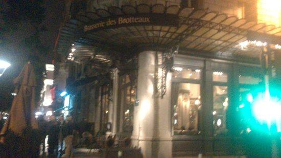 Brasserie des Brotteaux: la brasserie