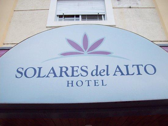 Solares Del Alto Hotel: Logo