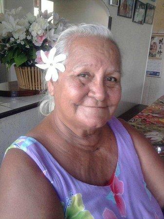 Pension Chez Rosina : Sacré Mamie Rosina