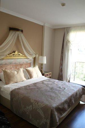 Saint John Hotel: Notre chambre