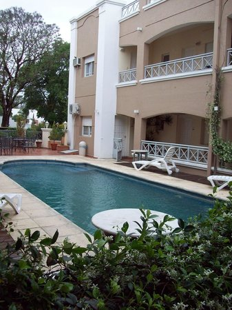 Solares Del Alto Hotel: Piscina climatizada