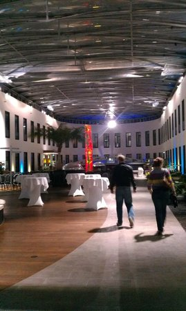 Mercure Hotel MOA Berlin : Nice hall and reception