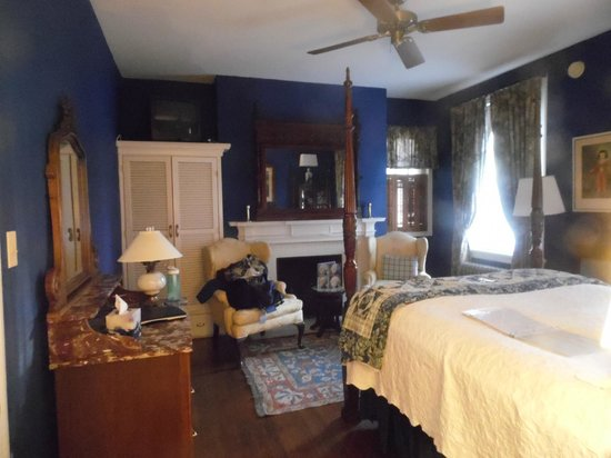 Taft Bridge Inn : Room 15- The Blue room