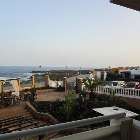 Ereza Dorado Suites Hotel : From our Room towards the promonade