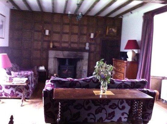 Duchray Castle : Upstairs Lounge