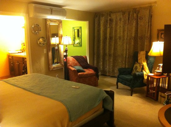 Old Ranch Inn: Very comfortable suite