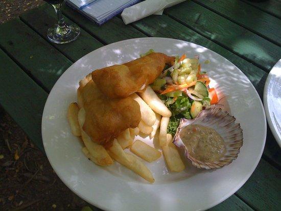 Mr & MRS Fish & Chips Photo