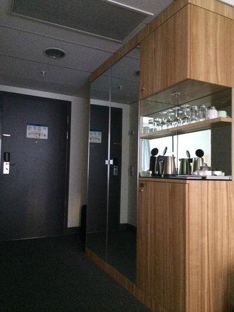 Radisson Blu Waterfront Hotel: chambre