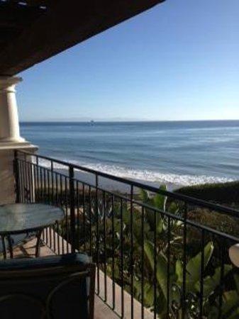 Bacara Resort & Spa: View from balcony